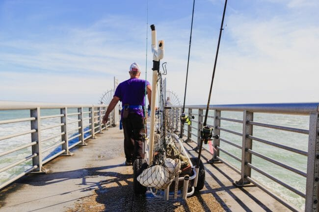 Pier Fishing Gear