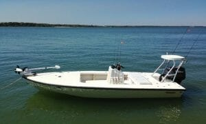 inshore fishing boats