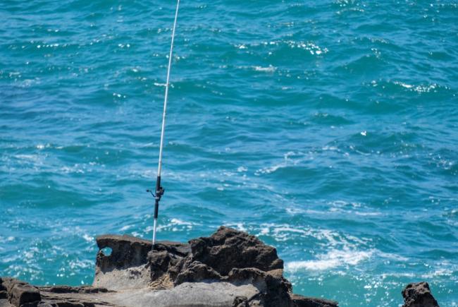inshore fishing setup