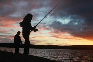 Night Fishing for Striped Bass