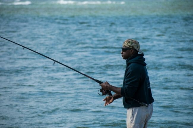 Shock Leaders for Surf Fishing