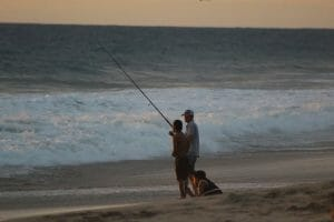 Surf Fishing for Pompano